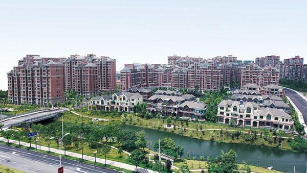 杭州三墩颐景园