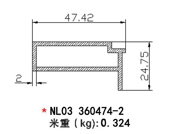 NL03 360474-2