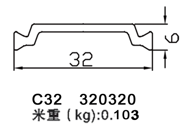 佛山C32 320320