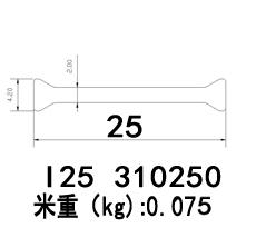 I25 310250