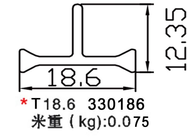 佛山T18.6 330186
