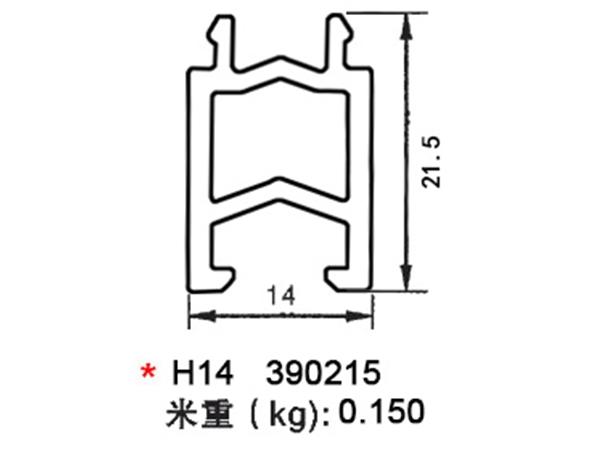 C型隔热条供应